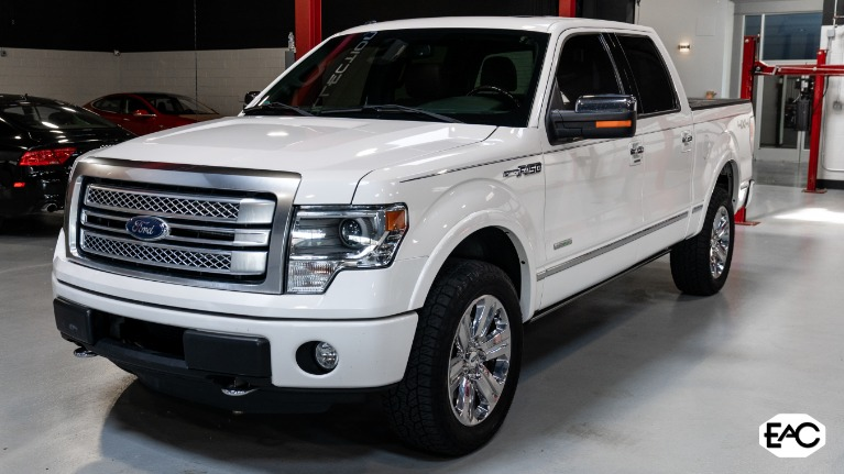 Used 2013 Ford F-150 Platinum for sale Sold at Empire Auto Collection in Warren MI 48091 1