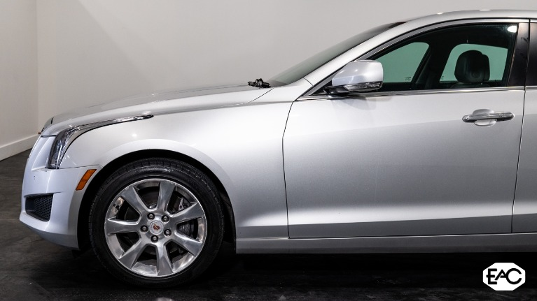Used 2013 Cadillac ATS 2.0T Luxury for sale Sold at Empire Auto Collection in Warren MI 48091 2