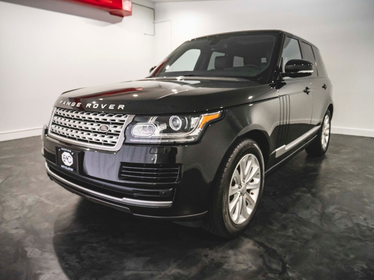 Used 2014 Land Rover Range Rover HSE HSE for sale Sold at Empire Auto Collection in Warren MI 48091 1