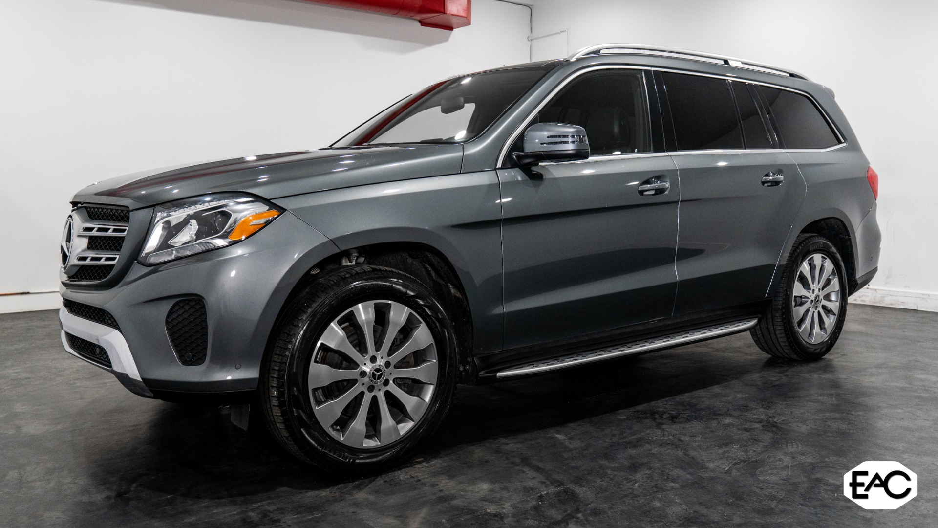Used 2017 Mercedes-Benz GLS GLS 450 for sale Sold at Empire Auto Collection in Warren MI 48091 1