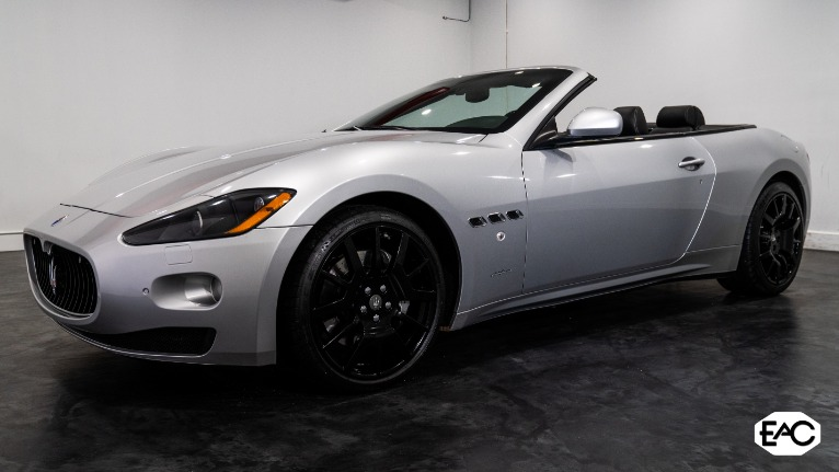 Used 2012 Maserati GranTurismo for sale Sold at Empire Auto Collection in Warren MI 48091 1