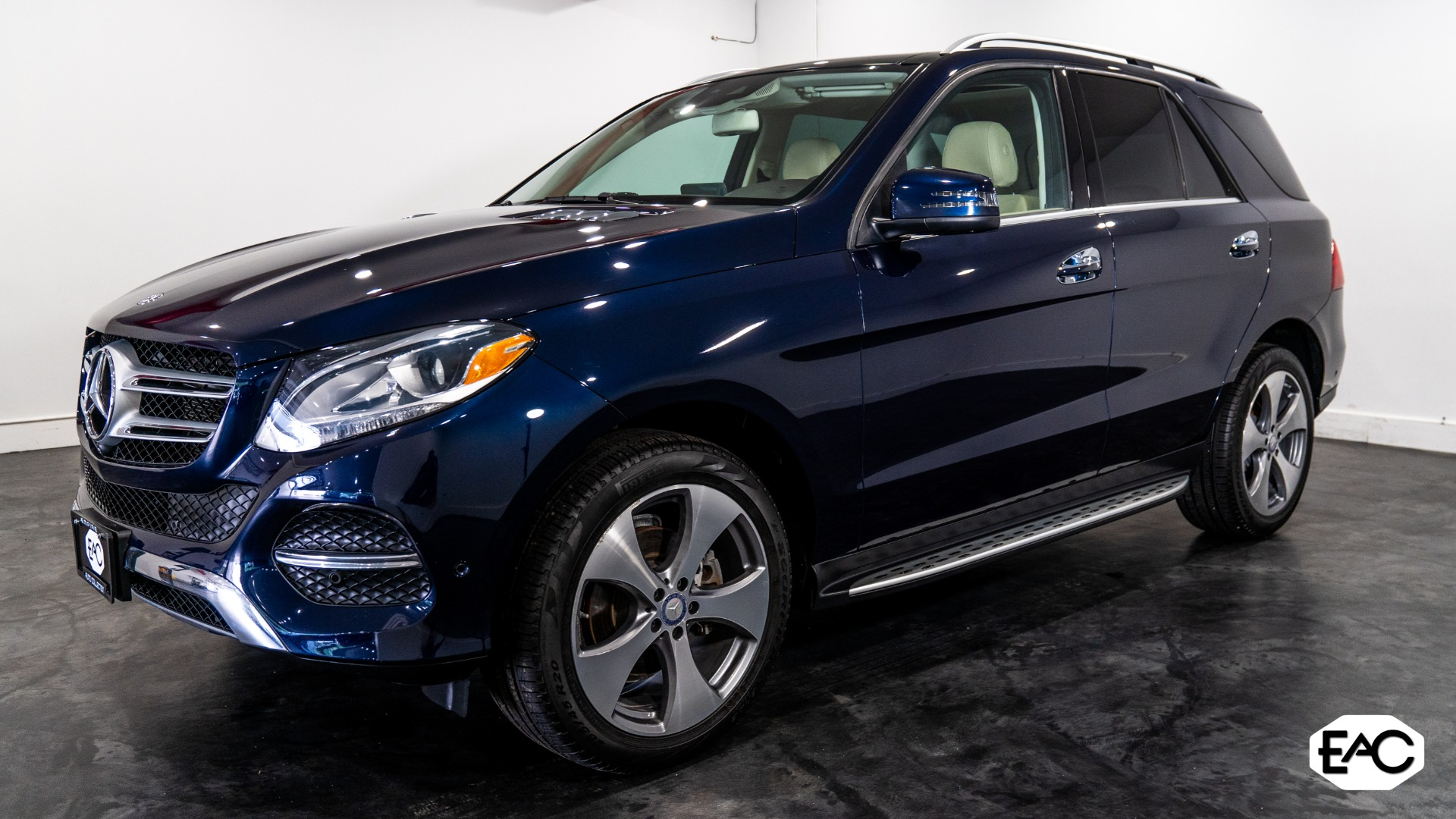 Used 2017 Mercedes-Benz GLE GLE 350 4MATIC for sale Sold at Empire Auto Collection in Warren MI 48091 1