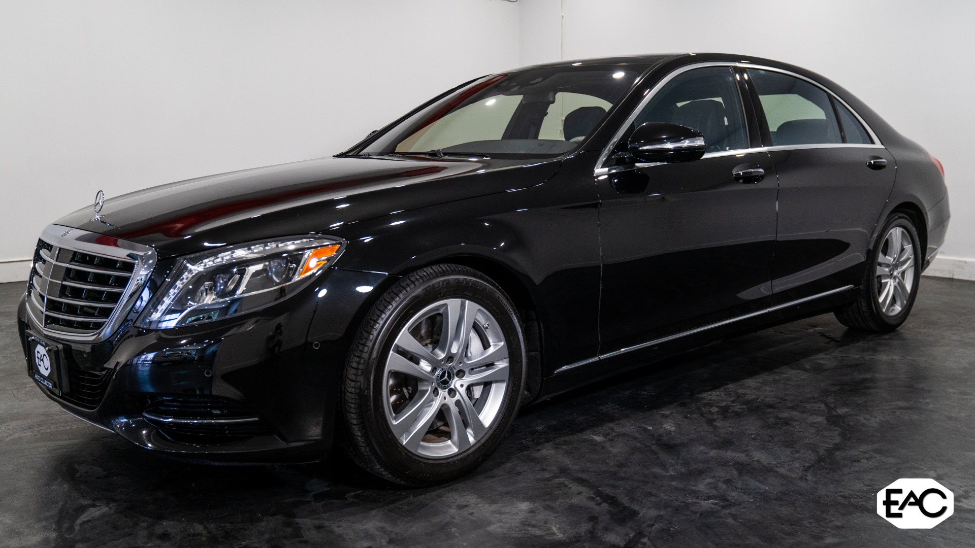 Used 2017 Mercedes-Benz S-Class S 550 4MATIC for sale $52,995 at Empire Auto Collection in Warren MI 48091 1