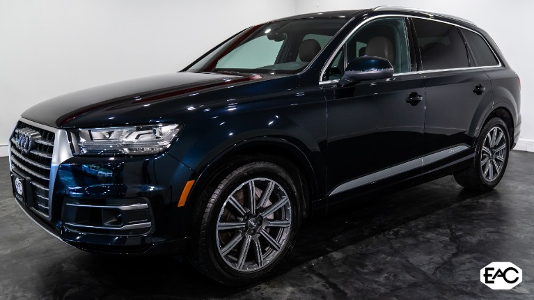 Used 2017 Audi Q7 3.0T quattro Premium Plus for sale $34,490 at Empire Auto Collection in Warren MI