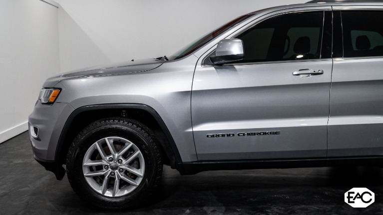 Used 2018 Jeep Grand Cherokee Laredo for sale Sold at Empire Auto Collection in Warren MI 48091 2