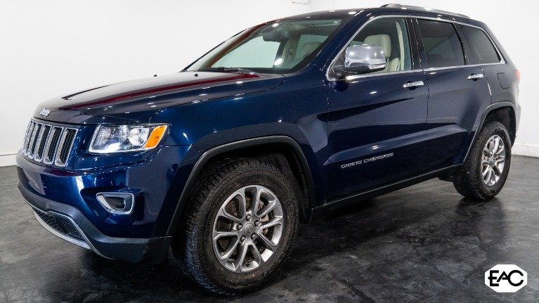 Used 2014 Jeep Grand Cherokee Limited for sale $17,499 at Empire Auto Collection in Warren MI